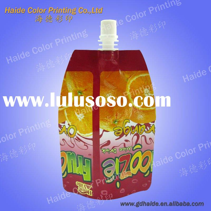 Spouted drinking water pouch filling machines