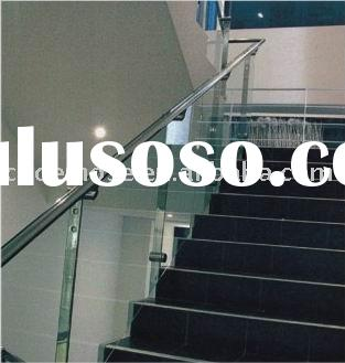 Stainless Steel Balustrade/Railing/Glass Blustrade