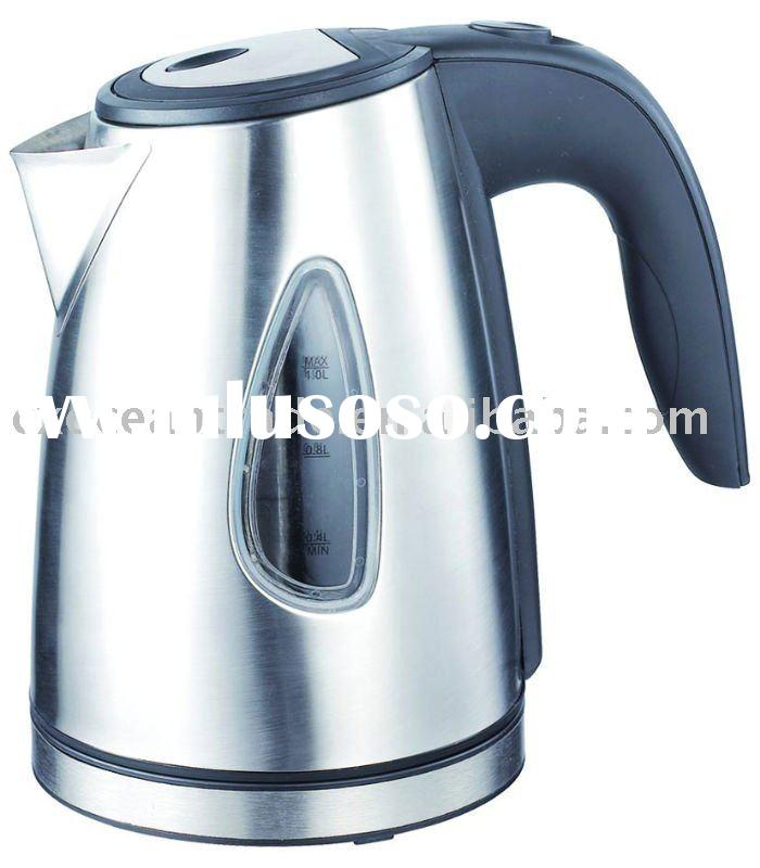 Stainless Steel Cordless Electric Kettle
