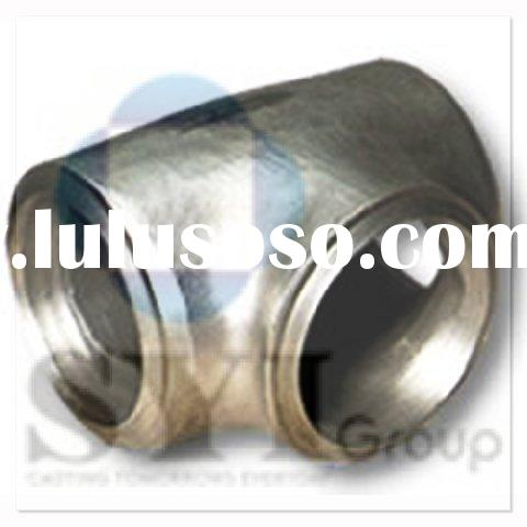 Stainless Steel Pipe Fitting ASTM/DIN/GB