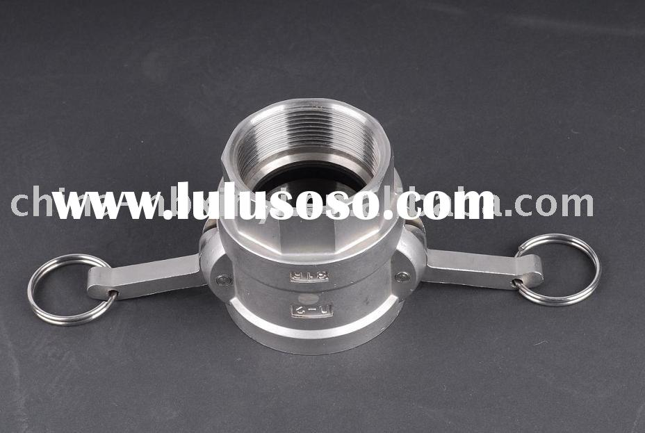 Stainless steel Camlock coupling D