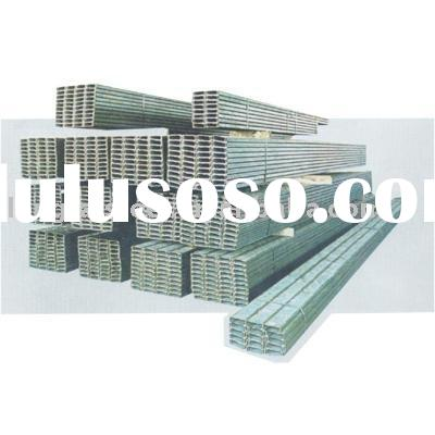 Steel Construction Material