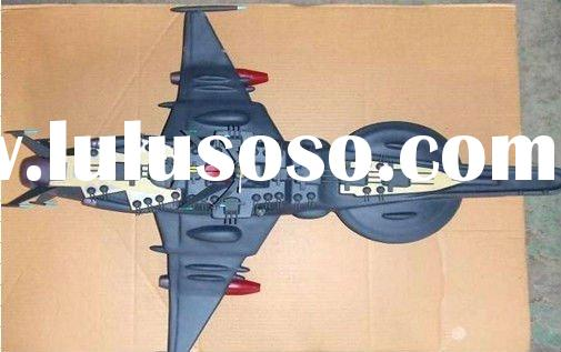 Stock Model Of Space Warship, Stocklot Closeout