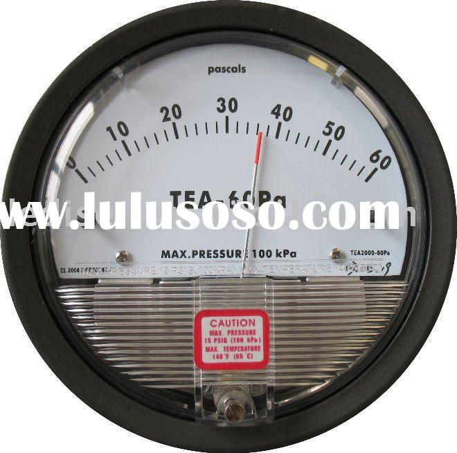 TEA 2000 Differential Pressure Gauge(hydraulic pressure gauge)