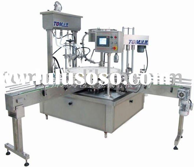 TOM DGP-4-1 filling and capping machine