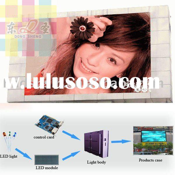 TOP SALE!!! P16 Outdoor LED screen which are promised the high quality