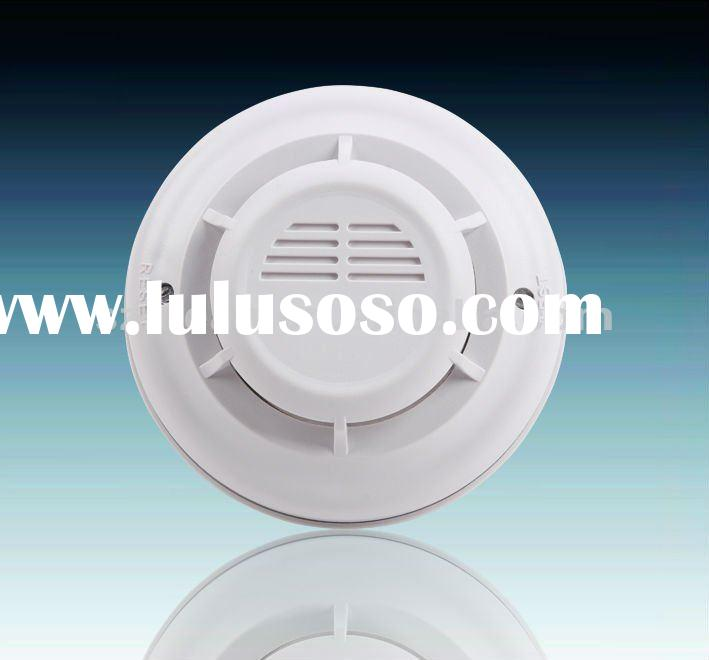 Temperature sensor detector compatible with alalrm system