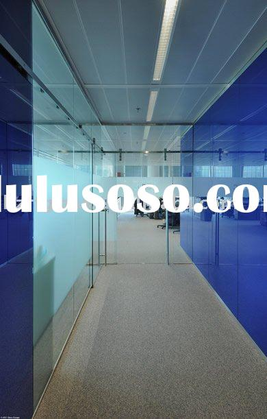 Tempered Glass Wall Panel for Interior Decoration