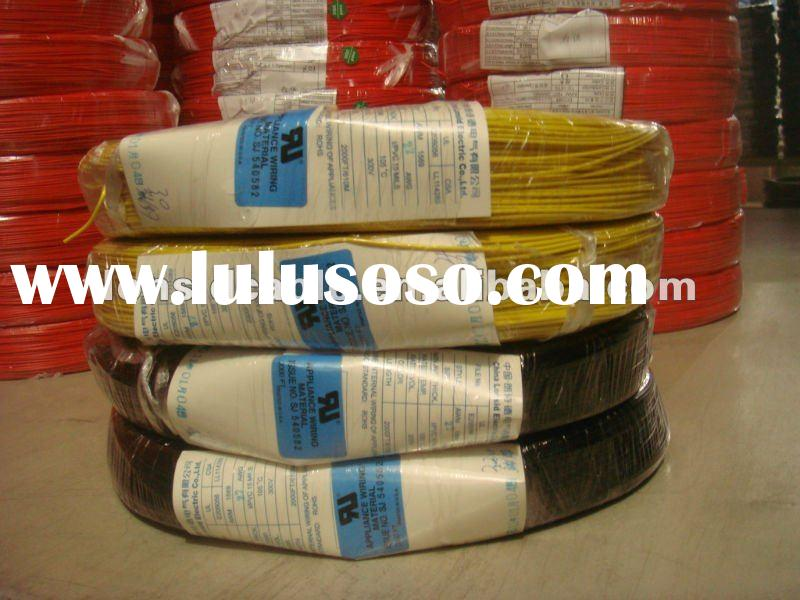 UL1569 PVC HOOK-UP cable wire for electrical or electronic equipment