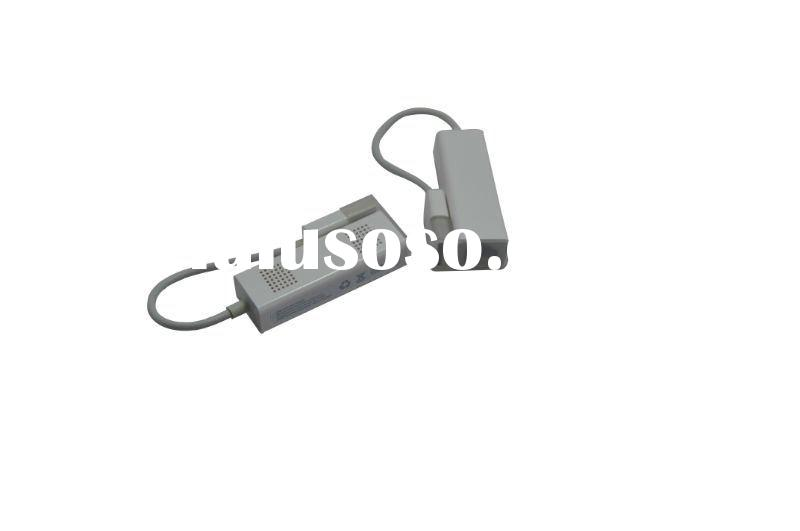 USB 2.0 to RJ45 LAN Ethernet Network Adapter for Apple Mac MacBook Air