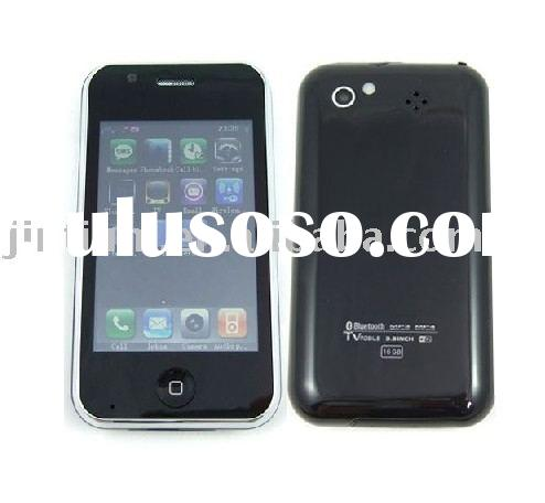 Unlock Quad band F003 With WIFI, TV, Java, dual sim card dual standby mobile phone