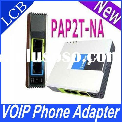 Unlocked PAP2T PAP2T-NA VoIP Gateway VoIP Adapter