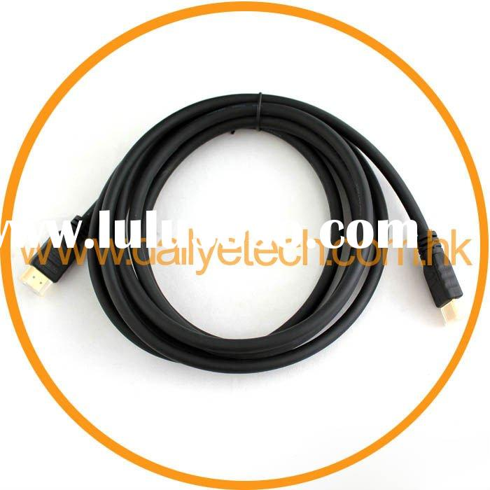 V1.4 HDMI Male to Male Digital Video Cable,3M