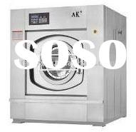 Various industrial washing machine with dryer