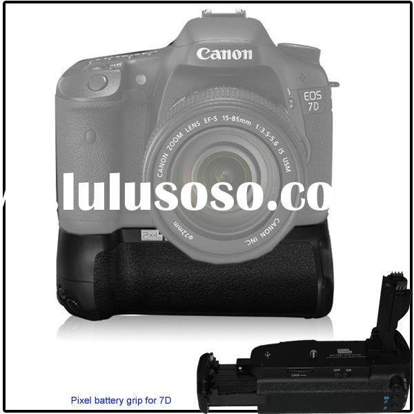 Vertical Grip, Photographic Accessory, Pixel Battery Grip for Canon 7D