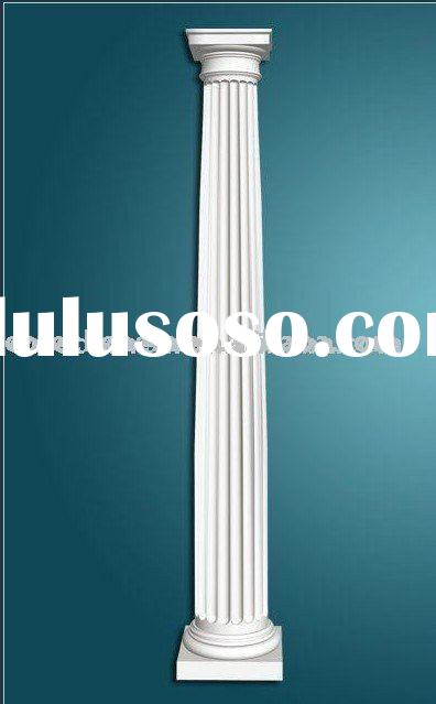 Water proof / PU Corinthian Column /building material/substitution of gypsum plaster/construction mo