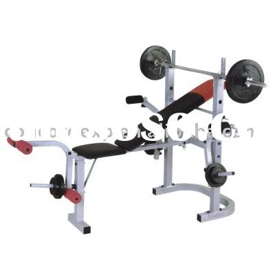 Weight Lifting (Exercise Bench,Weight Lifting Equipment)