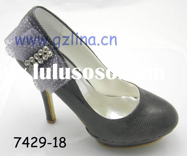 Wholesale supply export hot-selling fashion ladies shoes