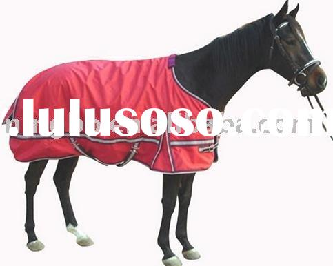 Winter Horse Blanket Rug