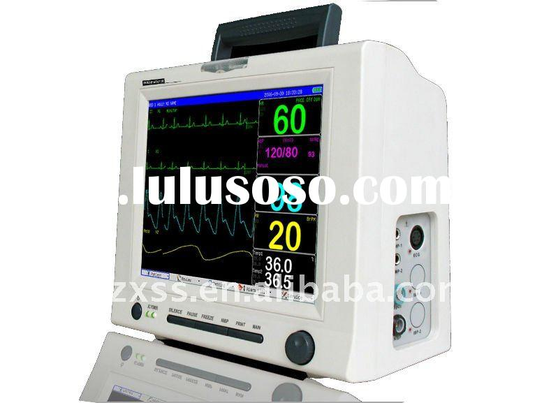 Wireless and Wire patient monitor With CE