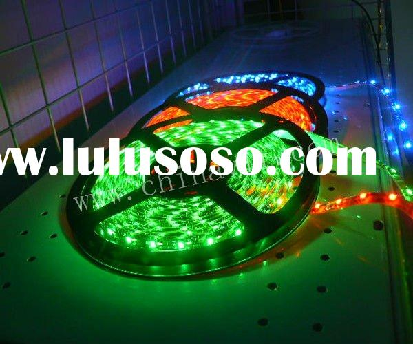 With two-side adhesive tape on the back flexible led lights
