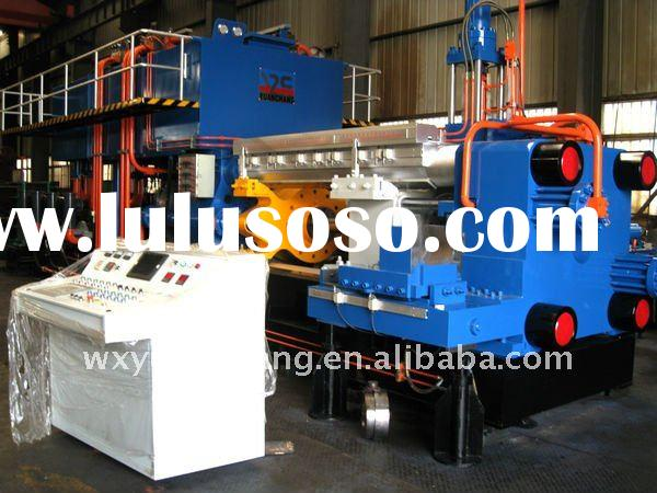 XJ-800 Aluminium Profile Horizontal Hydraulic extrusion press CNC Punching machine Metal Power press