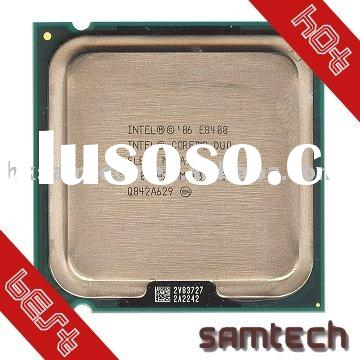 #BEST# Intel CPU-CORE 2 DUO E7400(2.8GHz 3M LGA775) /SLGW3/SLB9Y/with good price