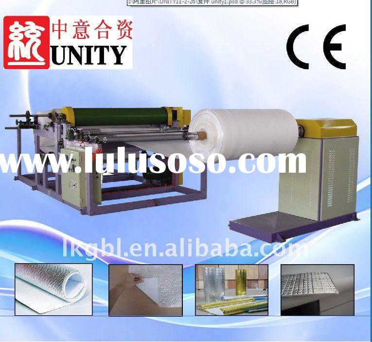 (CE APPROVED) EPE Foam Sheet Laminating Machine