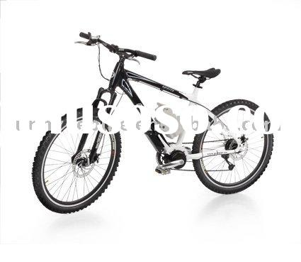 (ZW-TDE-205Z) electric suspension bike