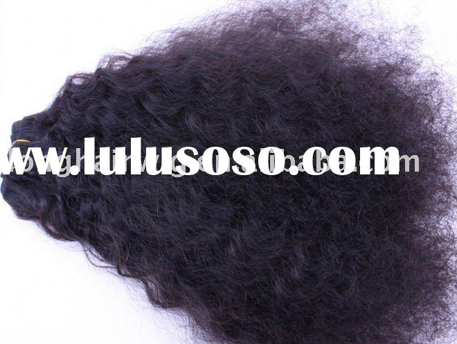 afro curl hair