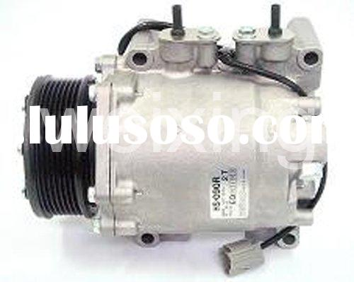 auto air conditioner parts compressors HS090R for HONDA ACCORD