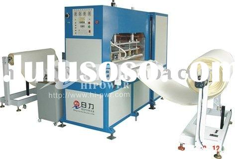 automatic feeding high frequency blanket embossing machine