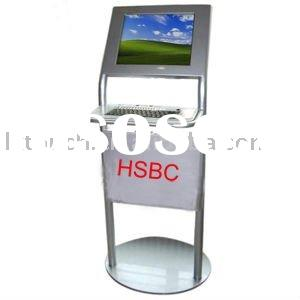 bank selfservice kiosk, information terminal,service guide,touch screen kiosk, mall kiosk, advertisi