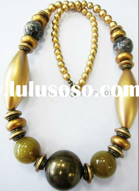 beads necklace/necklace/fashion jewelry