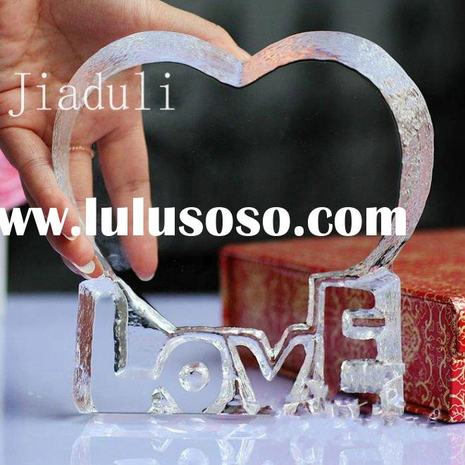 best holiday crystal gifts,acrylic picture&photo frame,new souvenir craft,wedding decoration