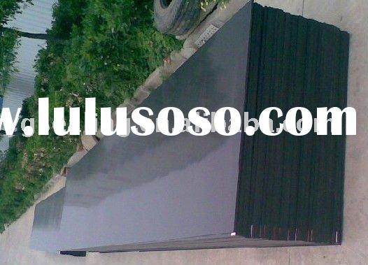 black hdpe plastic sheet