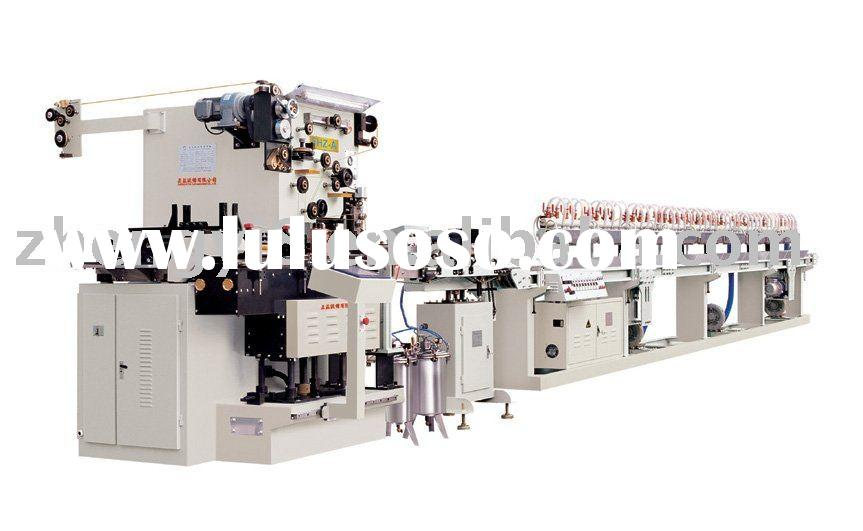 can making machine for metal packing line