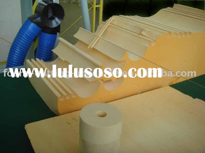 cnc phenolic foam cutting machine