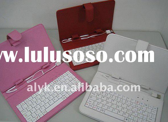 colorful Leather Case & USB Keyboard for 7'' /7inchTablet PC MID Epad