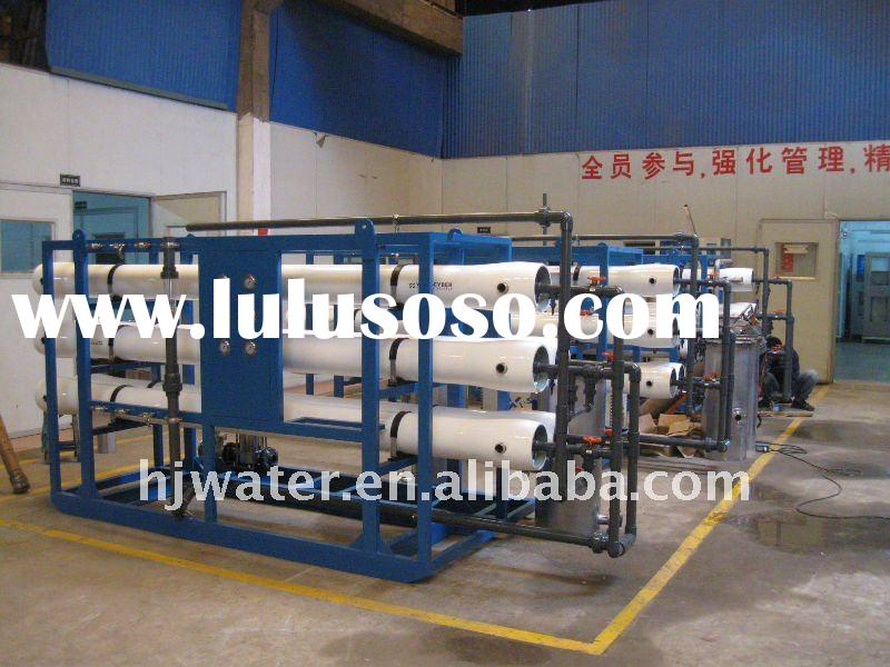 commercial RO system water filtration systems