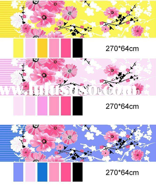 disperse or pigment printing polyester fabric