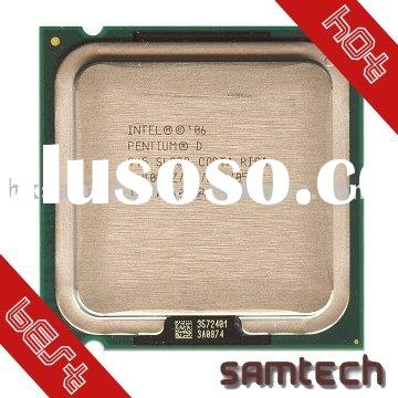 dual core Intel pentium d desktop cpu 945 3.4GHz 4MB LGA775