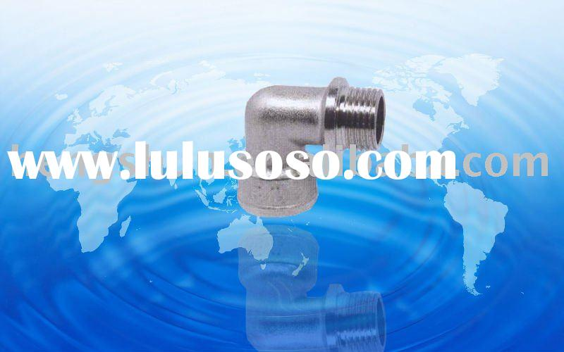 elbow pipe fitting flange