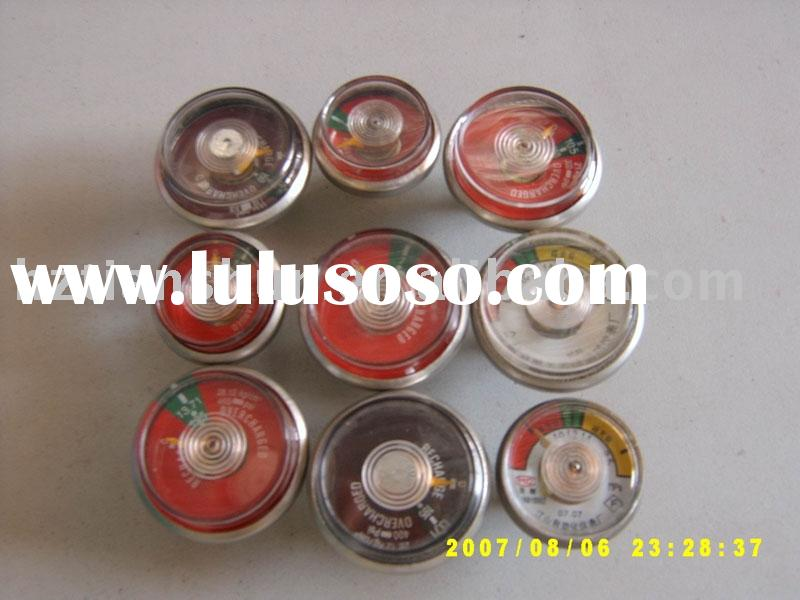 extinguisher pressure gauge,manometer,pressure gauge