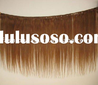 fashion style 100%human hair weaving long straight remy hair