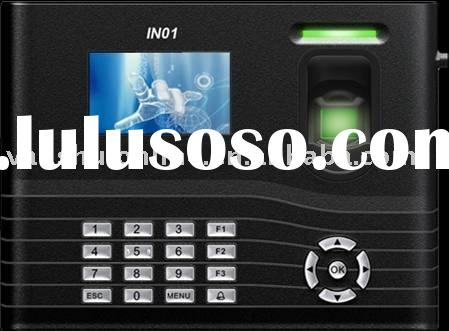 fingerprint time attendance terminal support SMS function