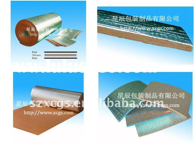Fire Proof Xpe Foaam Heat Insulation Wrap For Sale Price