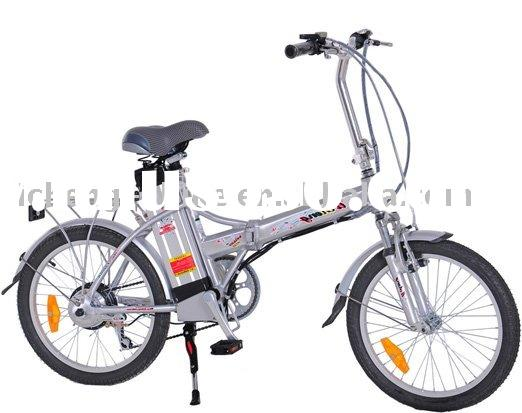 folding electric bicycle (lithium battery)