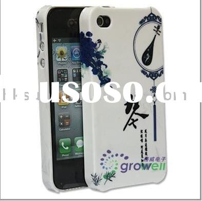 for iphone 4 accessories/case /cover iphone /lower price of us/your design printed case iphone