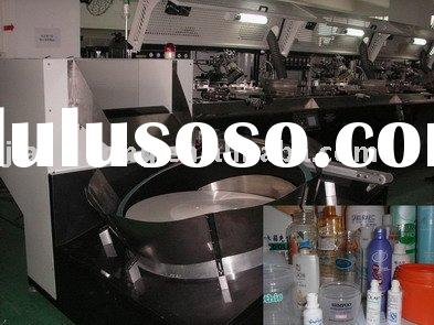 full automatic bottle / container silk screen printing machine SZD-102A